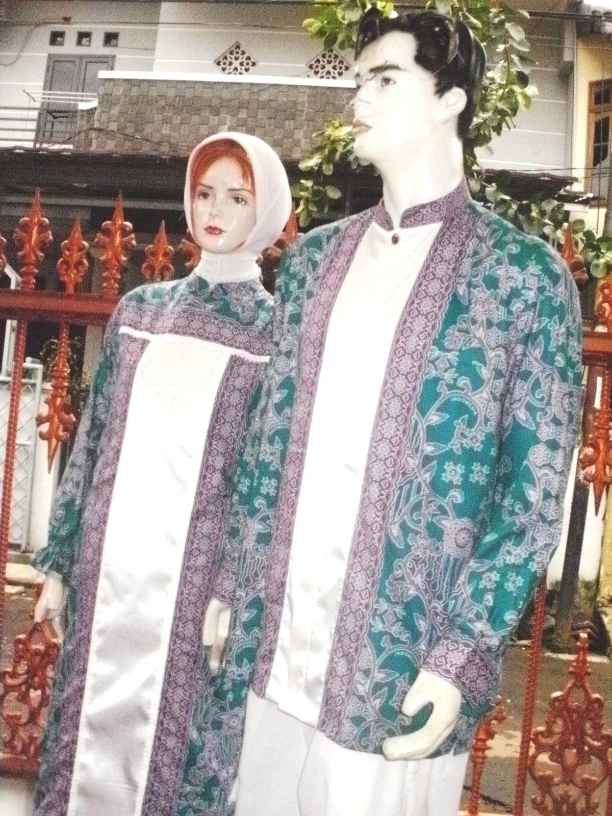 Model Gamis Batik Haji Nasional  Wanita, Model, Sejarah