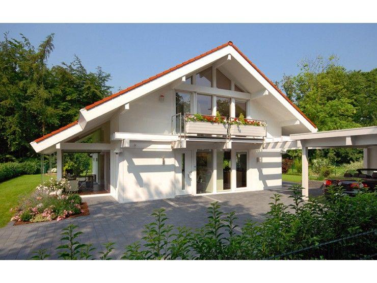 Passivhaus modern  Kundenhaus Dr. Busch - #Einfamilienhaus von DAVINCI HAUS GmbH & Co ...