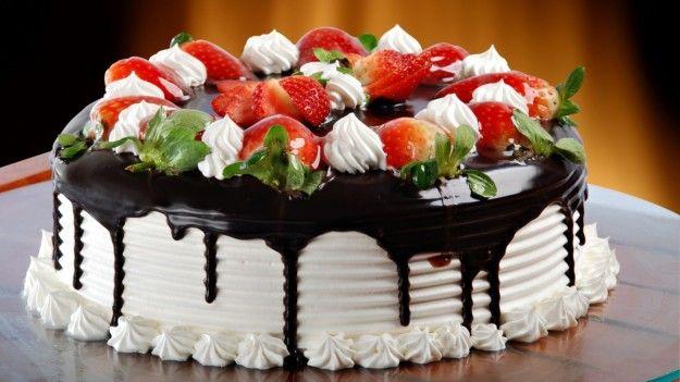 Ricette torta fragole e panna