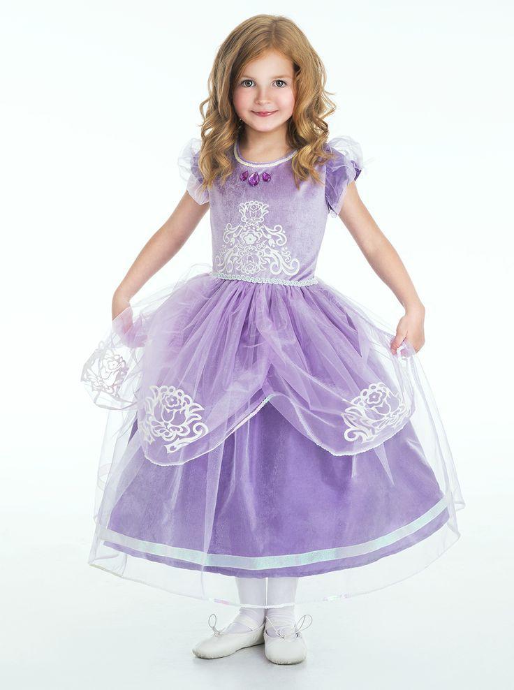 Vestido Princesa Sofia 5 Estrellas http://www.bebebe.co/vestidos ...