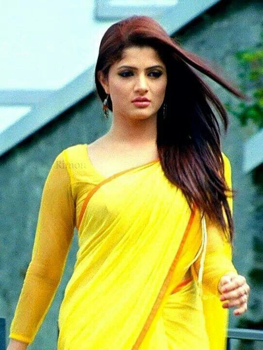 Bengali dress change color
