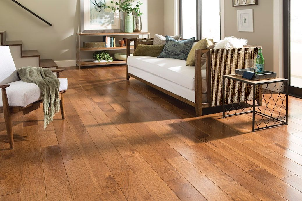 Mullican Provincial Hickory In 2020 Engineered Wood Floors Hardwood Floors White Oak Hardwood Floors