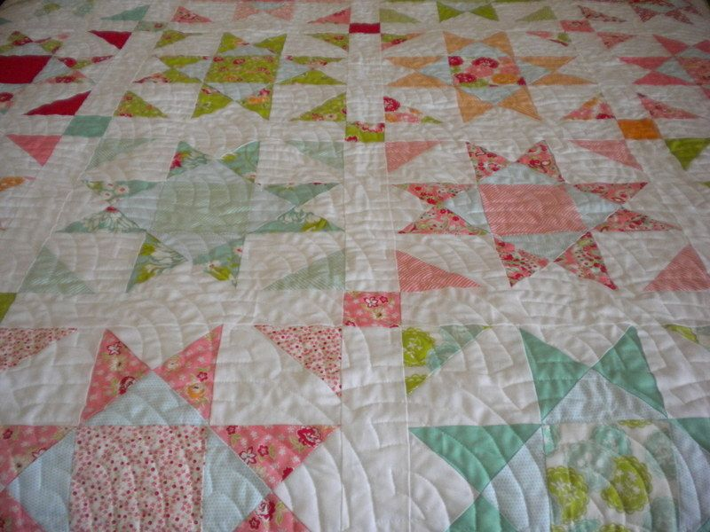 Quarter-Square Triangle Quilt Patterns to Try   Patterns, Fabrics ... : quilt patterns triangles - Adamdwight.com