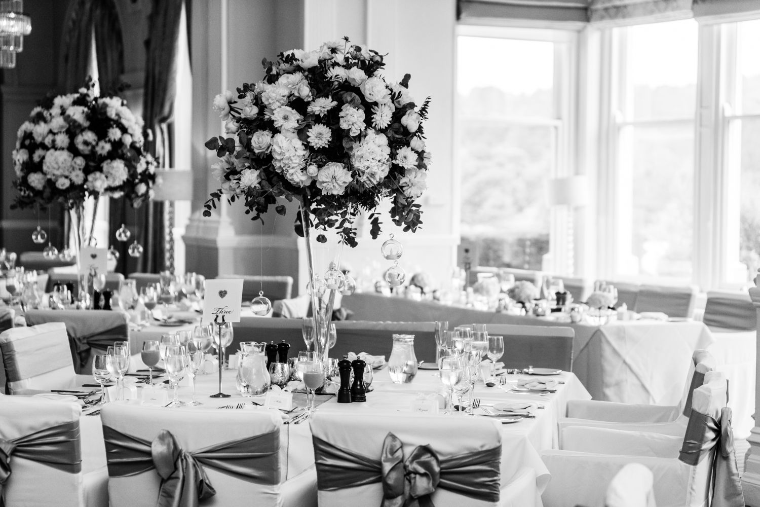 Fancy Black And White Decor For Wedding Picture Collection - Wedding ...