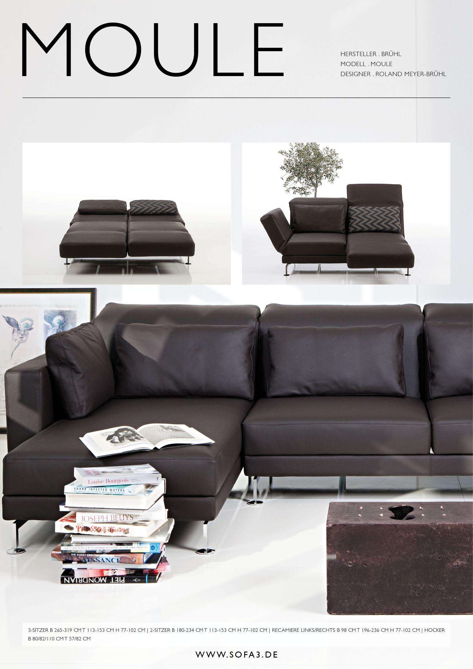 moule brühl bruehl roland meyer brühl sofas sofa sofa3