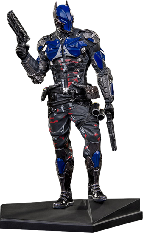 Dc Comics Arkham Knight Statue By Iron Studios Sideshow Collectibles Arkham Knight Costume Arkham Knight Batman Arkham Knight