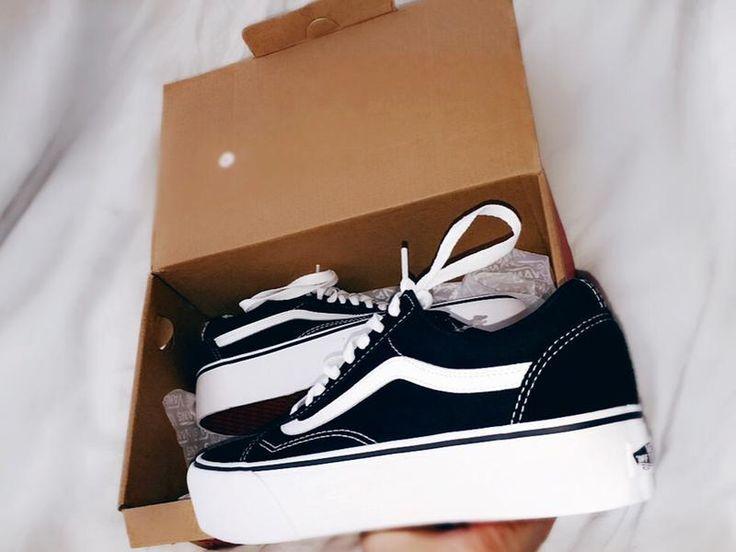 Vans old skool, Vans platform sneakers