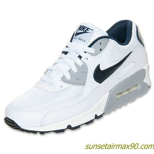 Nike Air Max 90 Essential Shoes Trainers 537384 063 Black Premium