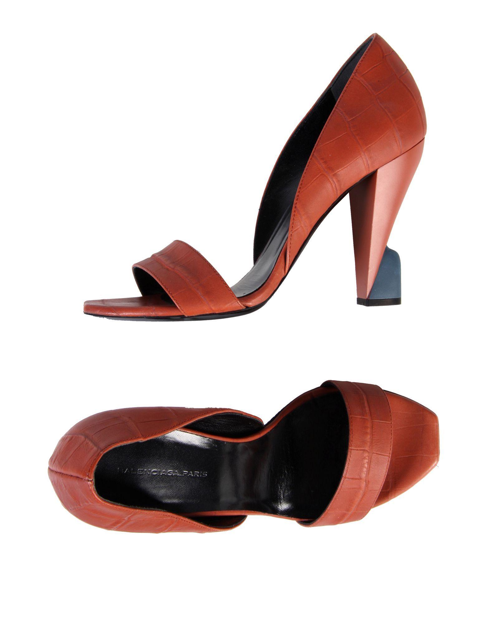 FOOTWEAR - Pumps on YOOX.COM Balenciaga U7er52