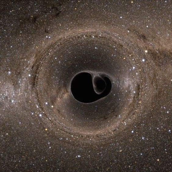 What Do Heartrocks And Black Holes Have In Common Does The Center