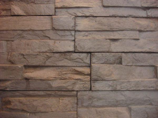 Piedra marrón rojiza con tonalidades tierra. Consigue un aspecto ...