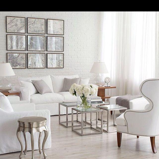 Ethan Allen Living Room.