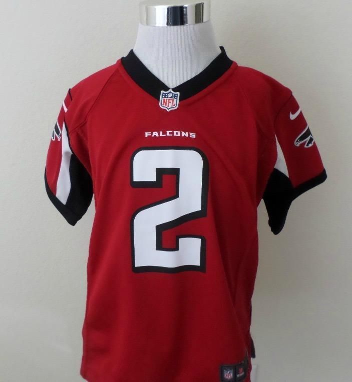 New Nike NFL Players Atlanta Falcons Matt Ryan  2 Boys M (5-6) Football  Jersey  Nike  AtlantaFalcons 973fde1d7