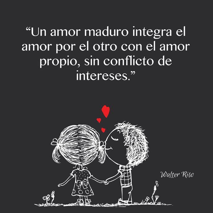 Un Amor Maduro Palabras Sabias Pinterest