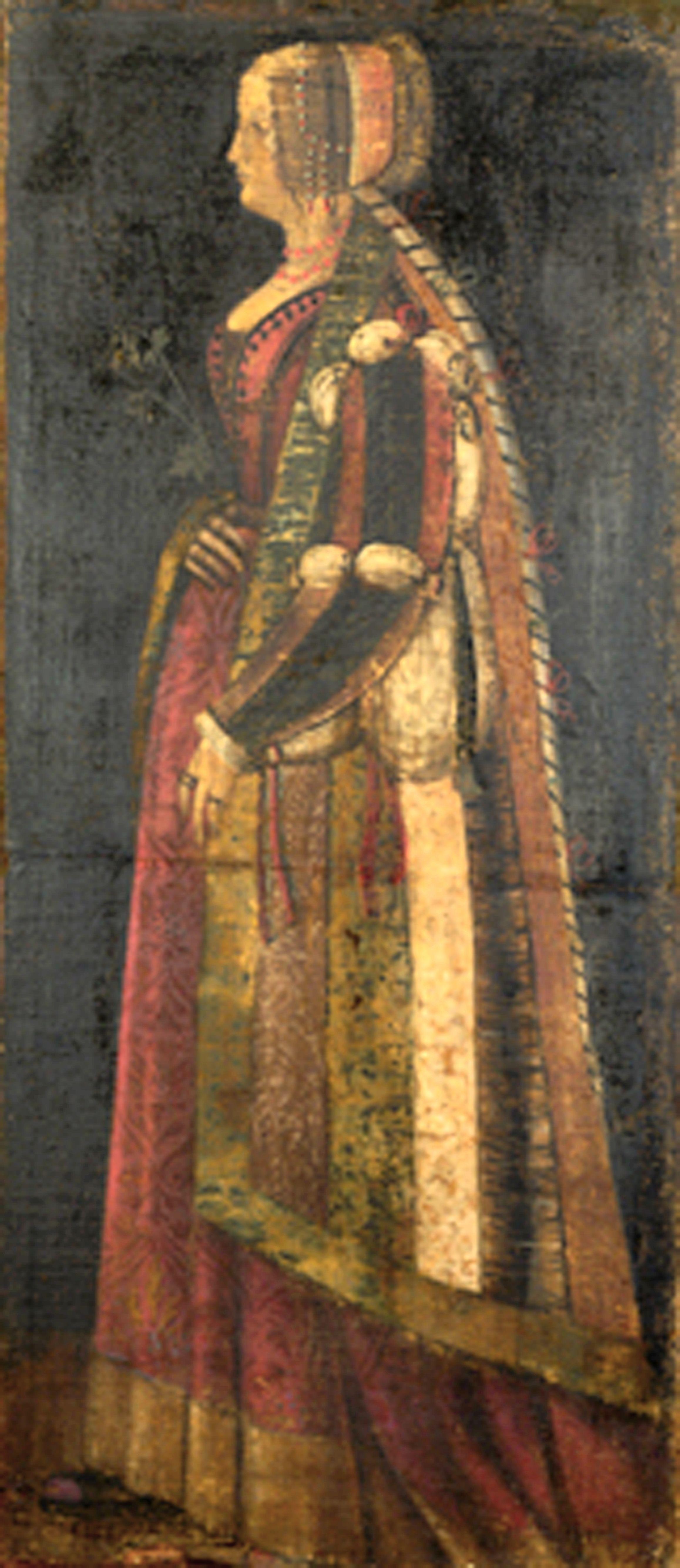 bona of savoy 1475-1500 italian