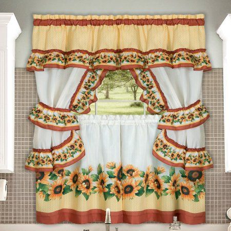 Home Cottage Curtains Curtains Sweet Home Collection