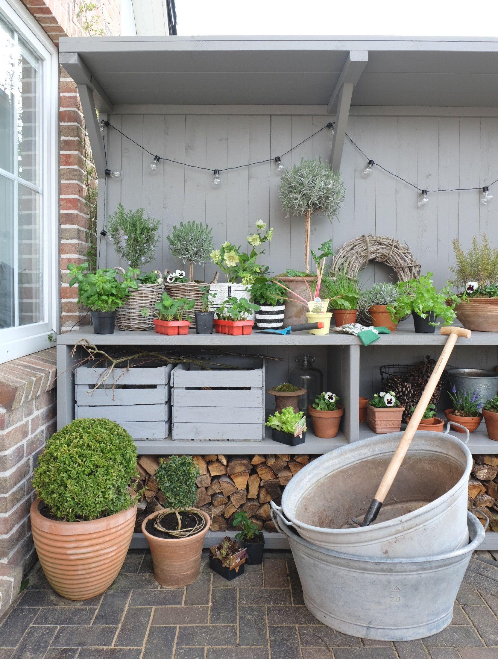 Perfekt Ein Gemüsebeet Auf Der Terrasse Gemüsebeet Erstellen, Pflanztisch,  Hochbeet, Garten, Garden, Gartendeko, Dekoration, Flowers, Blumen, Haus,  Neubau, Home, ...