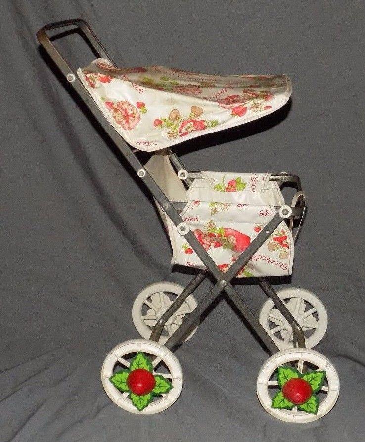 Vintage Strawberry Shortcake Stroller Vintage strawberry