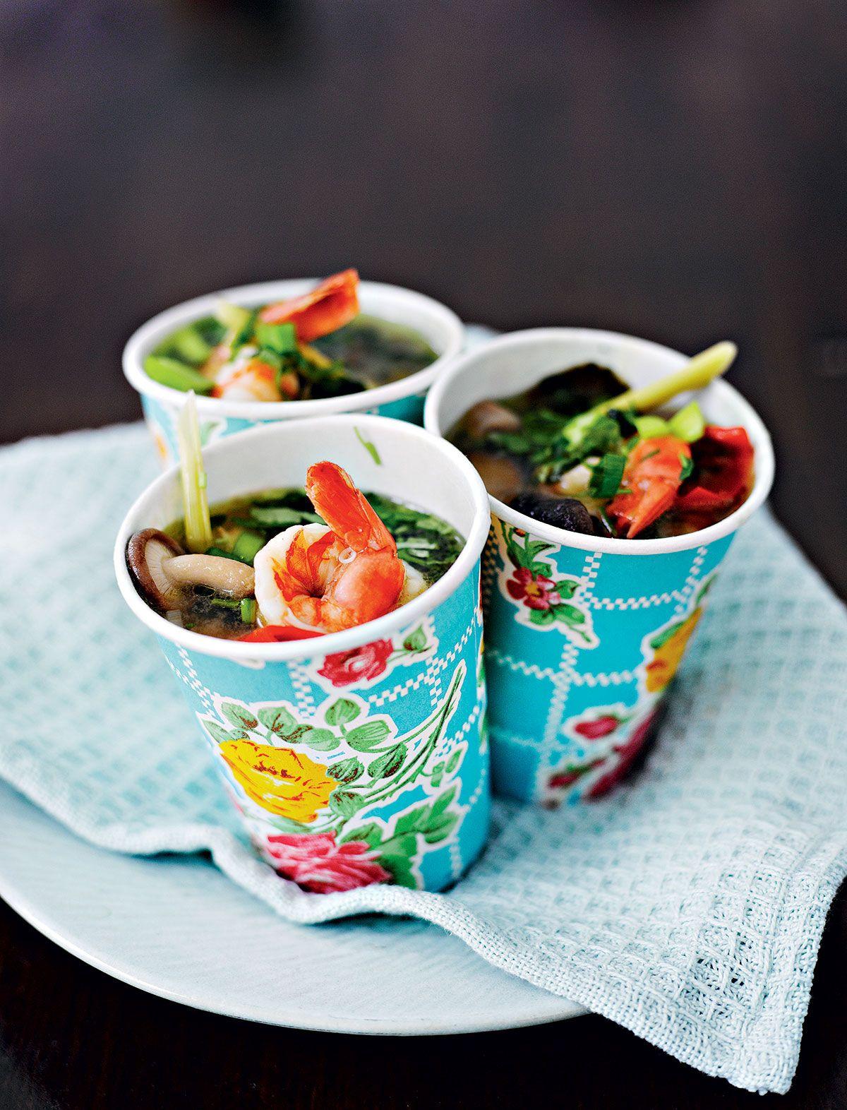 Resepti: Koukuttava tom yam