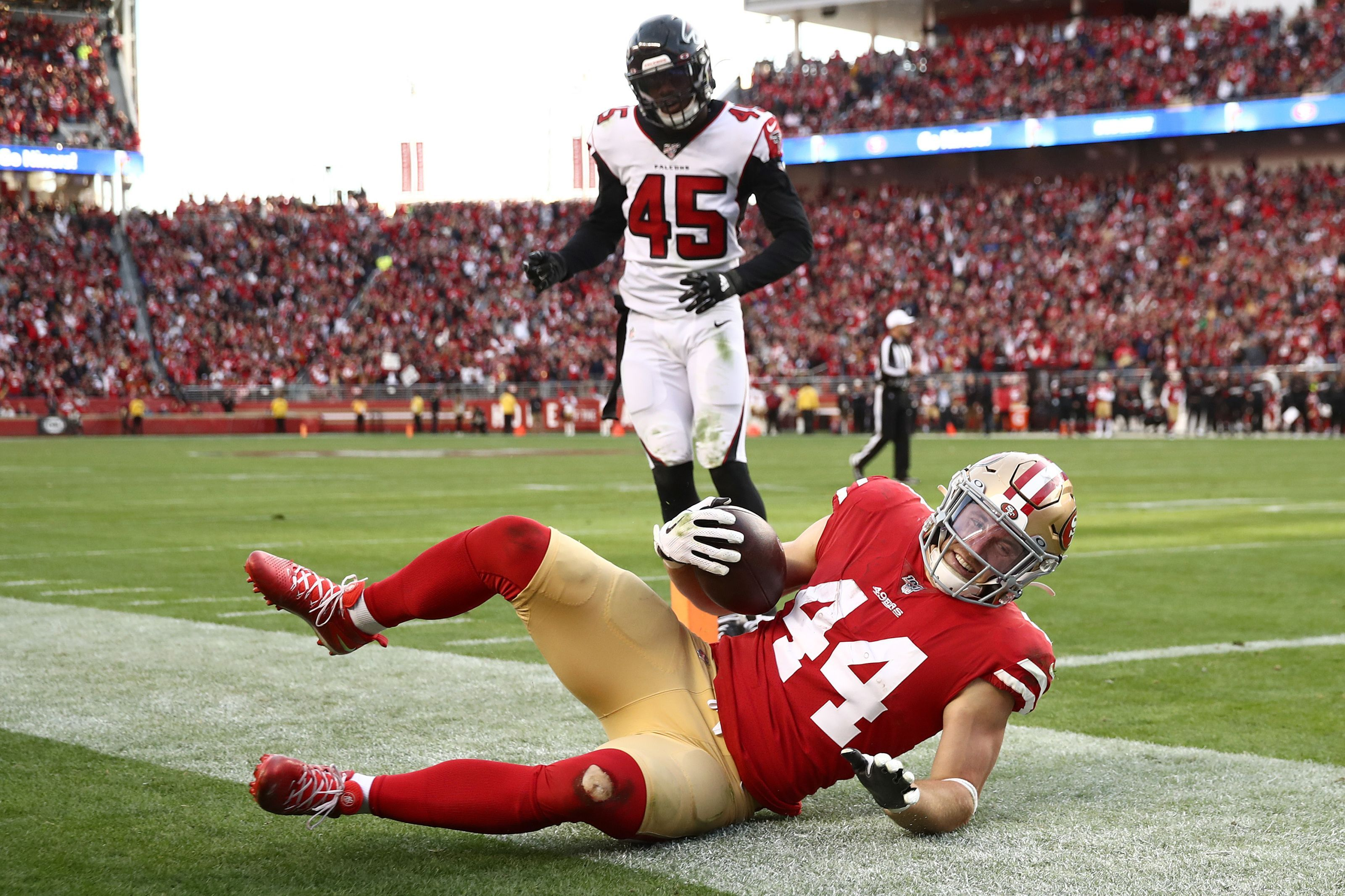 49ers Top 3 Performances From Week 15 Loss To Falcons National Football League News The San Francisco 49e Nfl News National Football National Football League