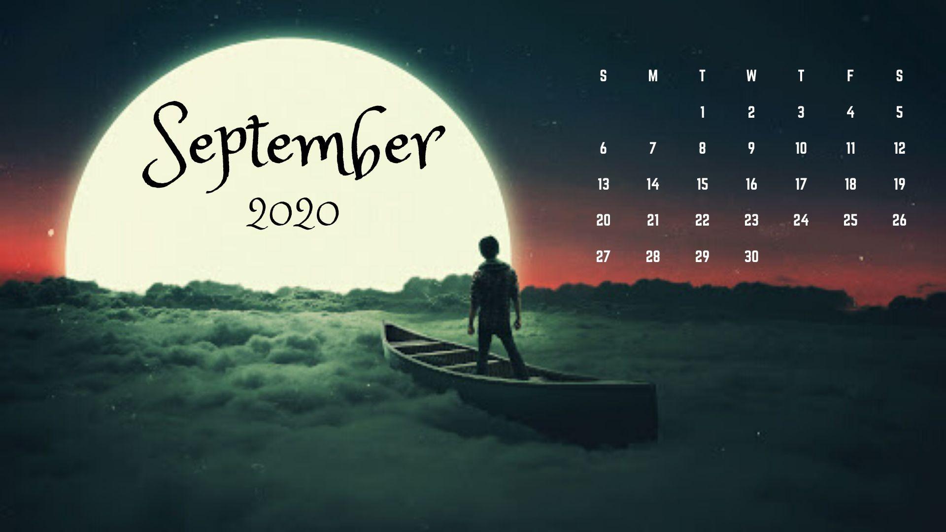 September 2020 Desktop Calendar Wallpapers Download Calendarbuzz In 2020 Calendar Wallpaper Desktop Calendar Hd Cool Wallpapers