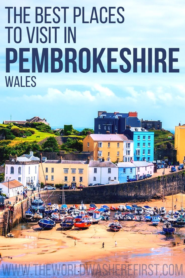 The Best Places To Visit In Pembrokeshire #visitwales