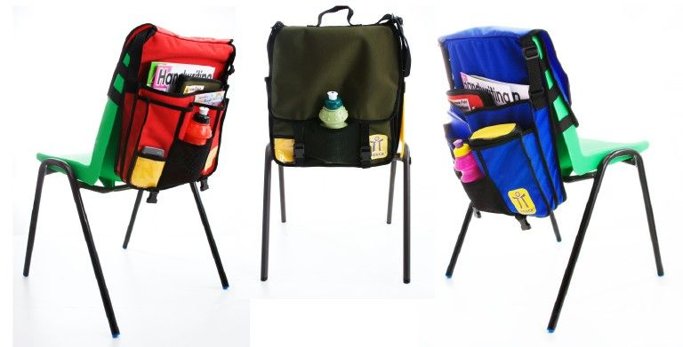Classroom Storage Chair Bags for infant and primary ...