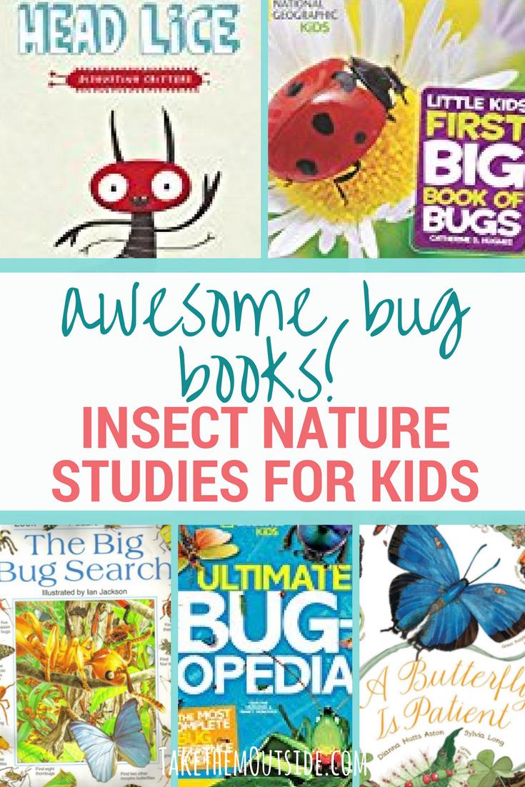 Insect books for kids | Programs for Children | Toddler