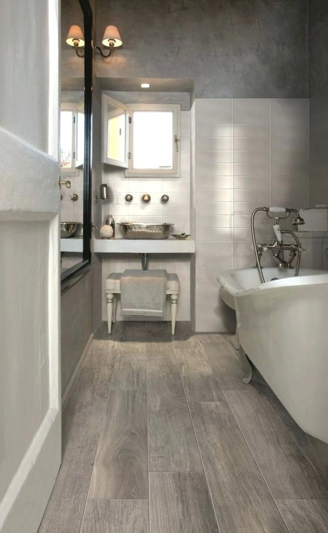 Looking At The Tile Floor Here Wood Tile Bathroom Wood Look Tile Bathroom Ceramic Wood Tile Floor