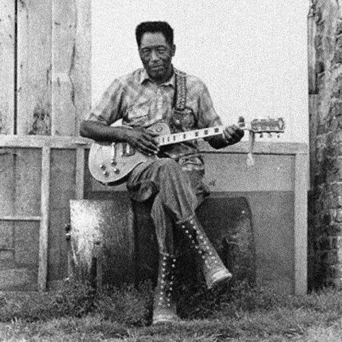 R.L. Burnside, Bluesman