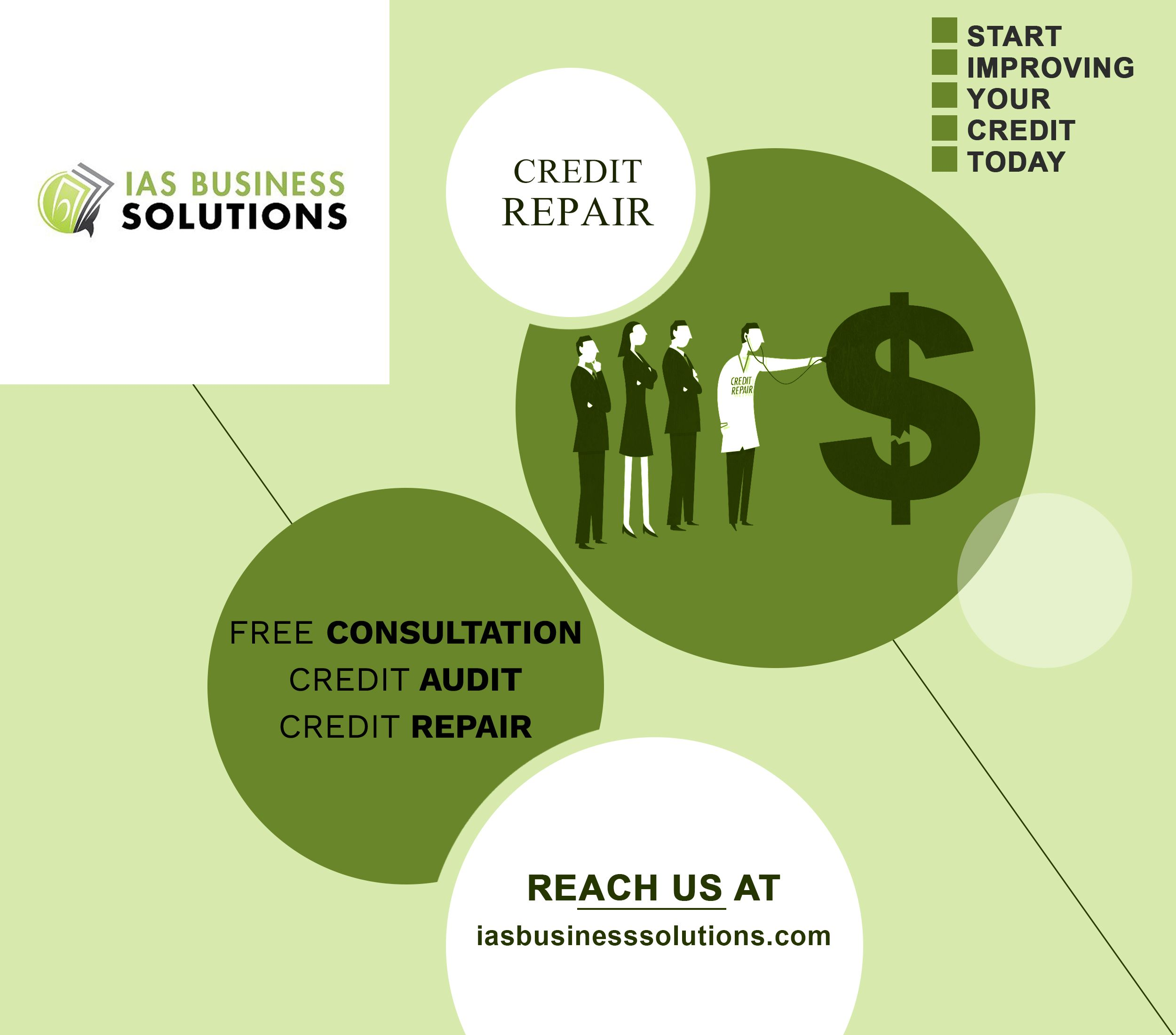 We're here to help you make your credit the best it can be