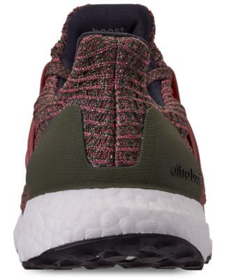 9d0e4dde03a2c adidas Women s UltraBoost Running Sneakers from Finish Line - Red ...