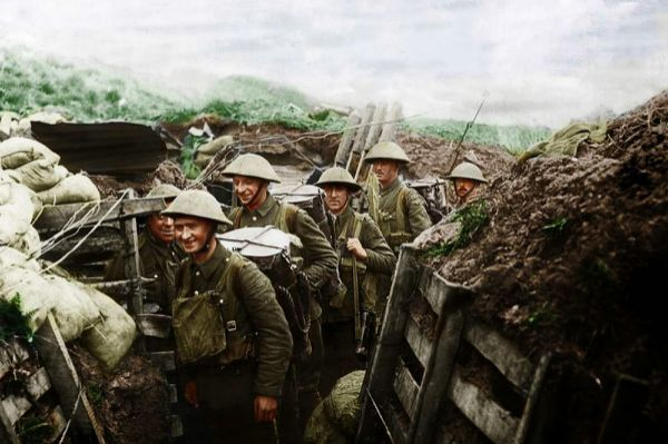 World War 1 In Color