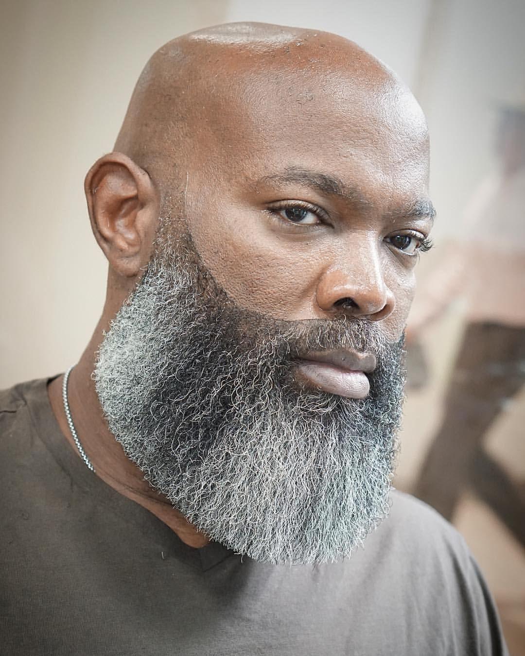 Pin On Black Men Beard Styles