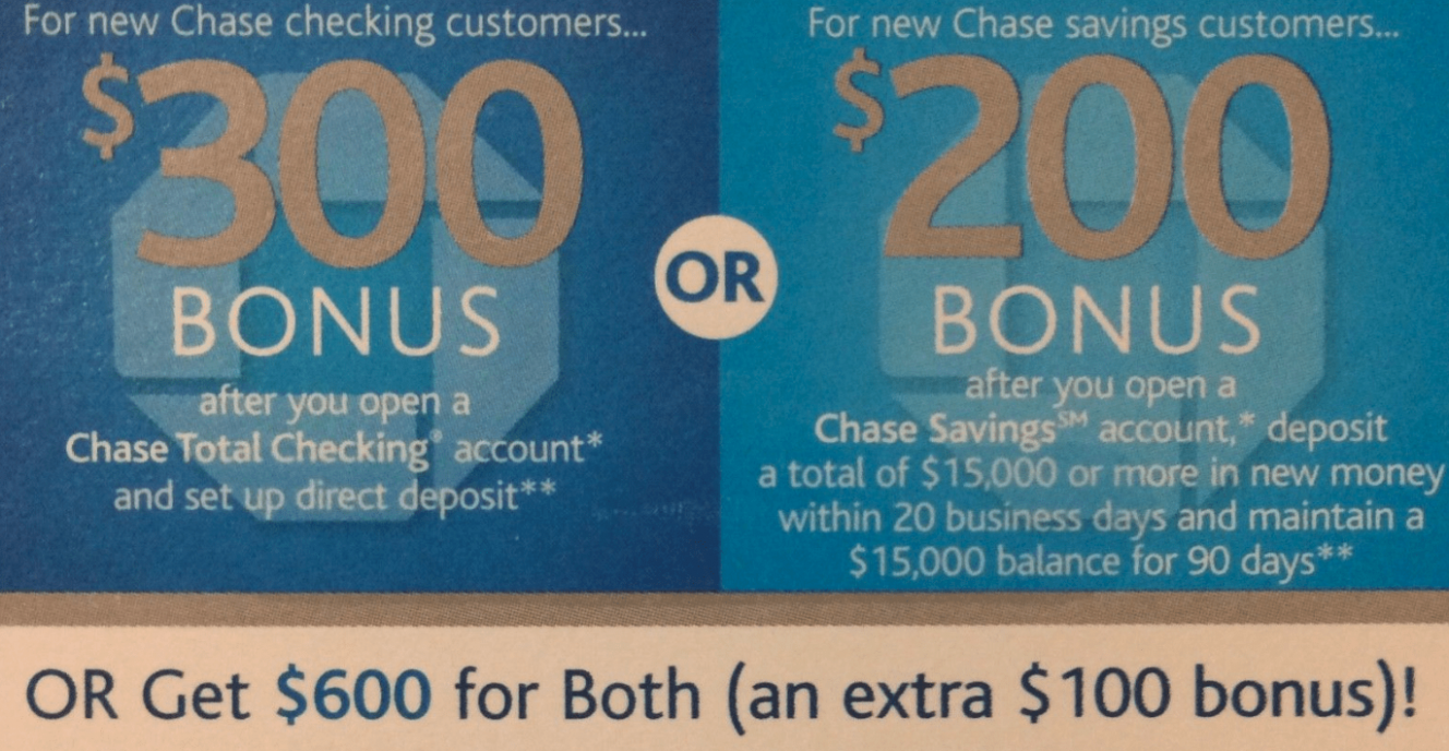 Chase Bank $4 Offer  You Will Never Believe These Bizarre Truth Of Chase Bank $4 Offer