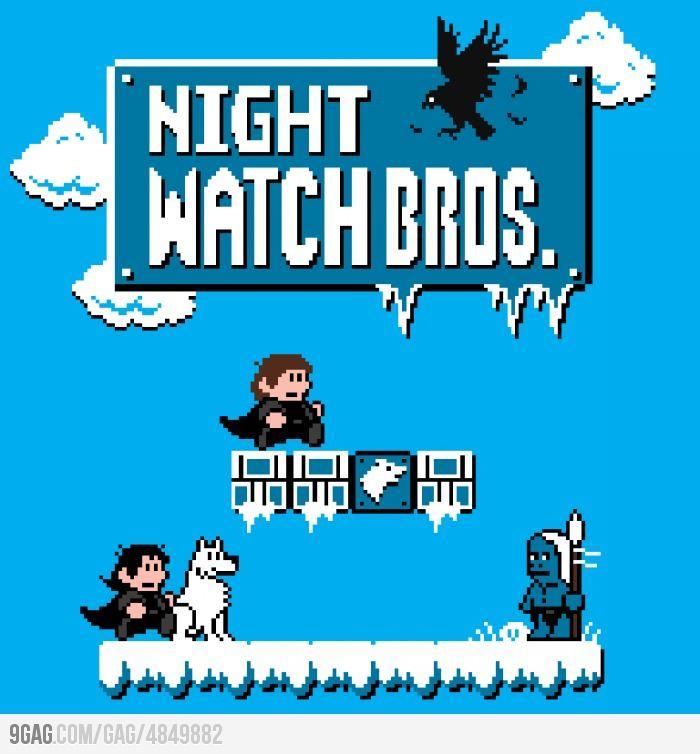 Night Watch Bros.