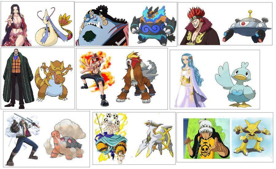 one piece pokemon google search one piece pinterest pokémon