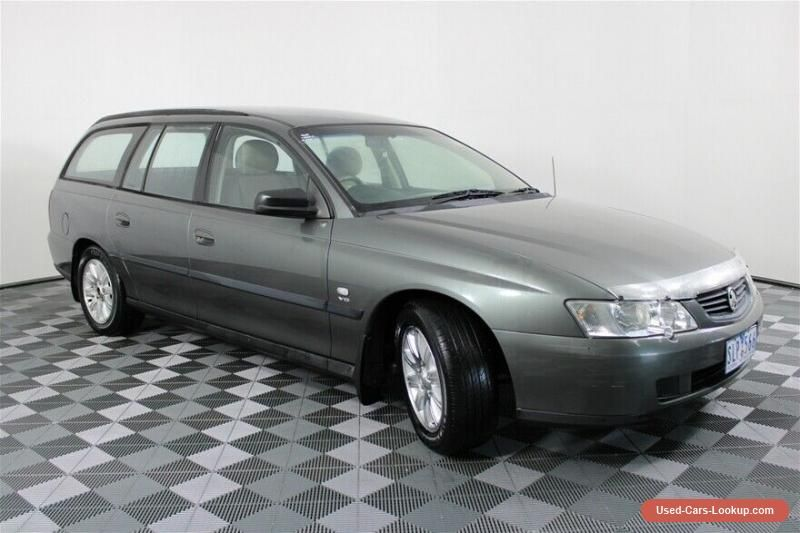 HOLDEN COMMODORE EXECUTIVE WAGON VY    #holden #commodore #forsale