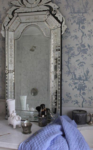 .prachtige spiegel