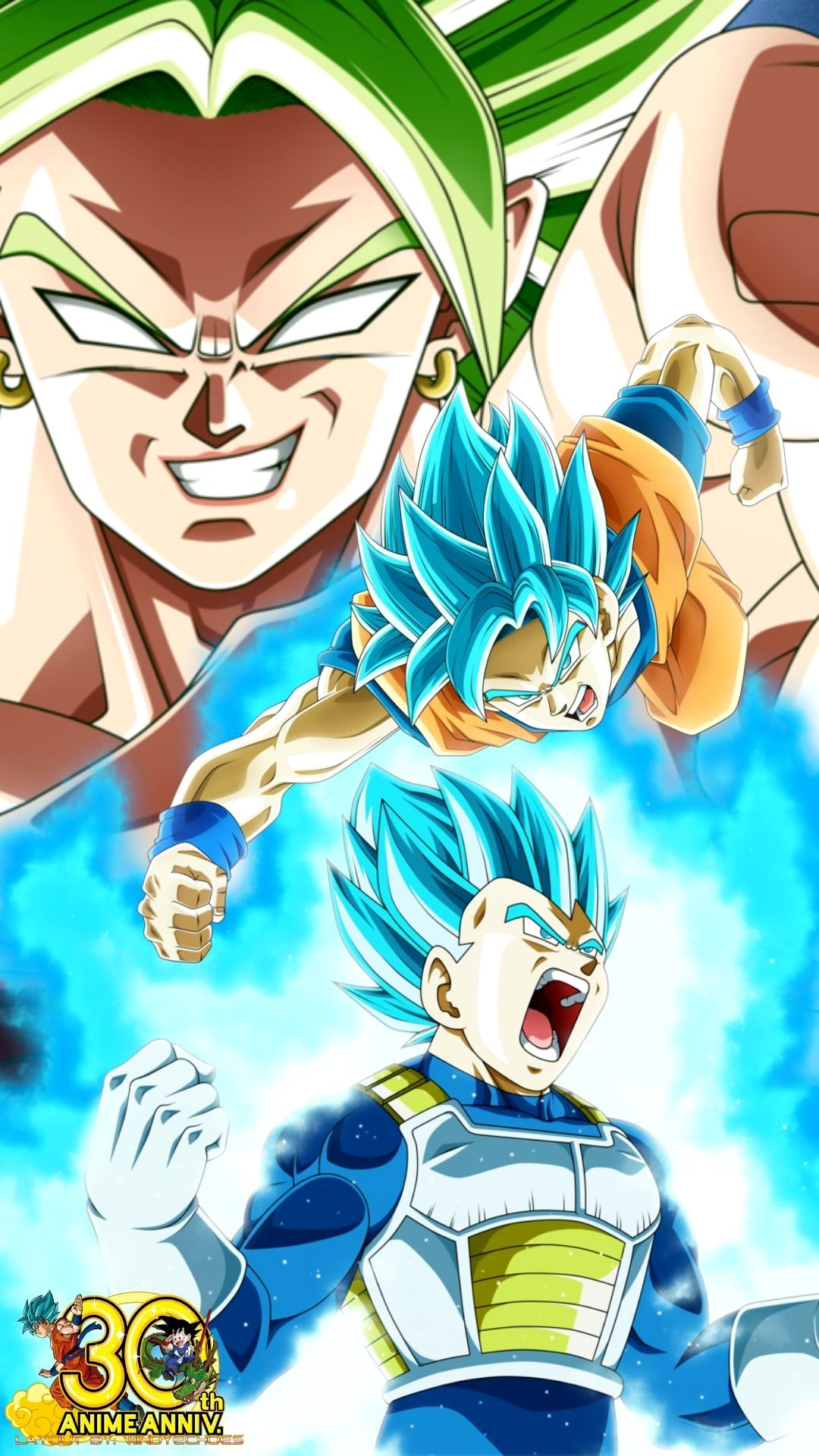 Vegeta Wallpaper 4k Iphone