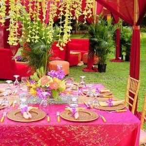 exotic beach hawaiian wedding ideas fall 2010 party ideas