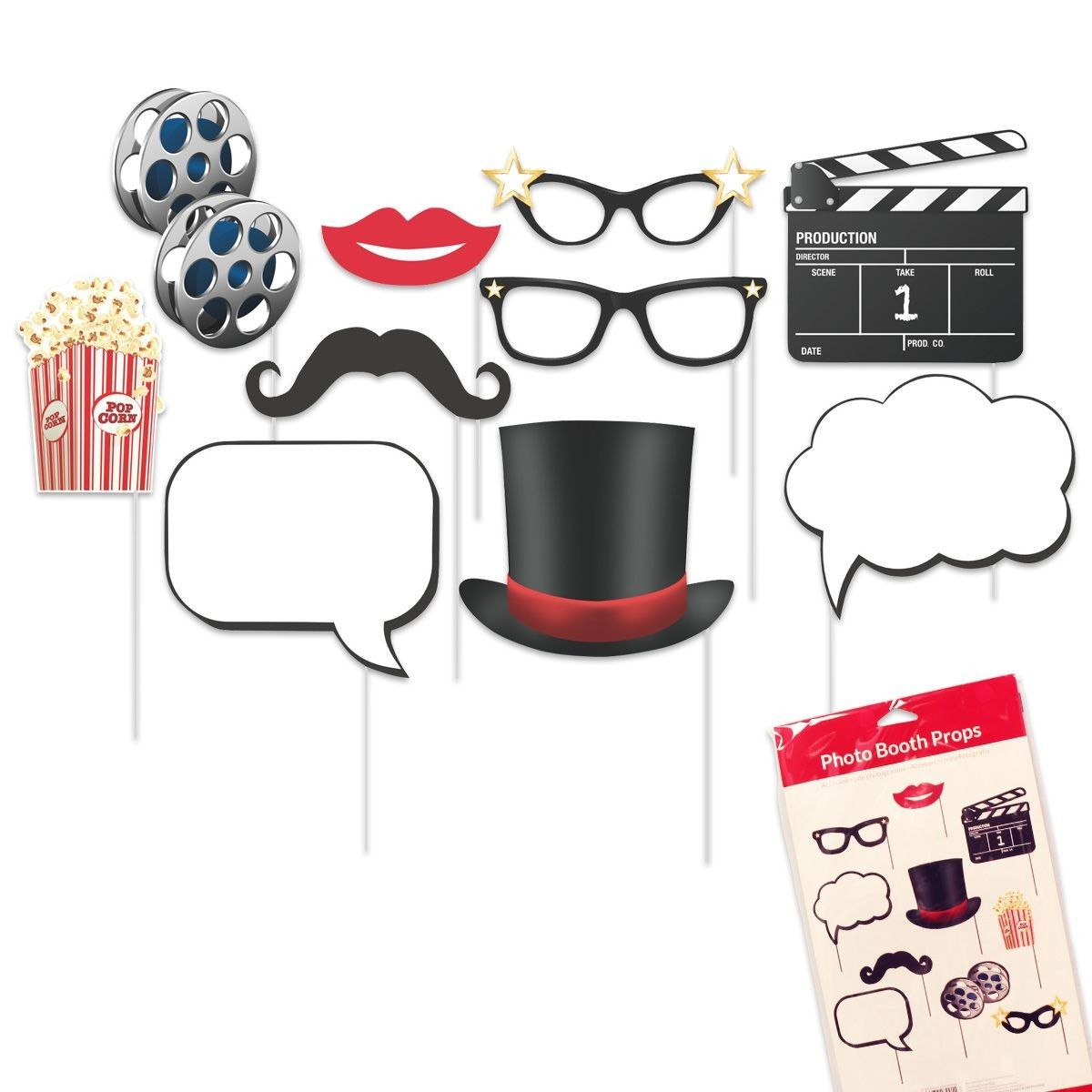 Shop Windy City Novelties for Hollywood Photo Booth Kit