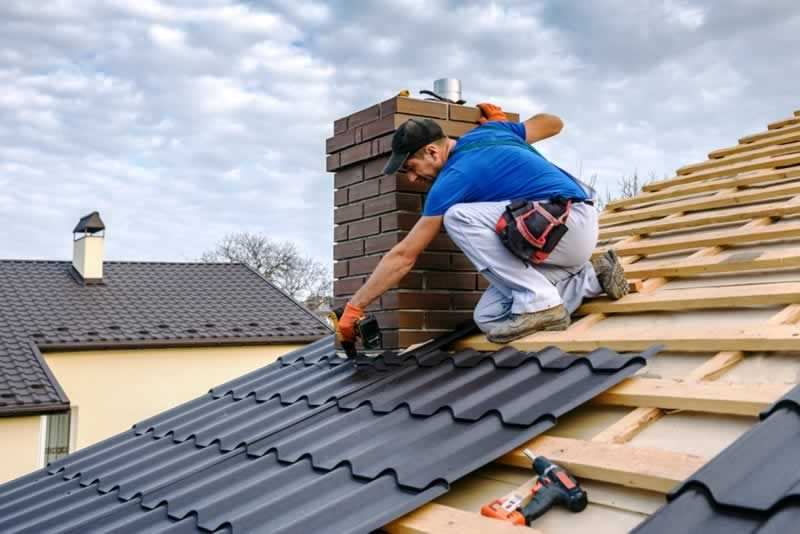 roofing companies redding