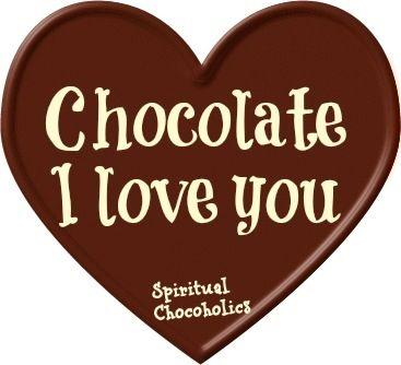 Chocolate Love Quotes Cool Chocolate Love Quote Via Wwwfacebookspiritualchocoholics