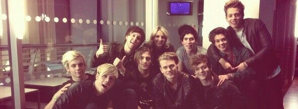 The vamps and r5