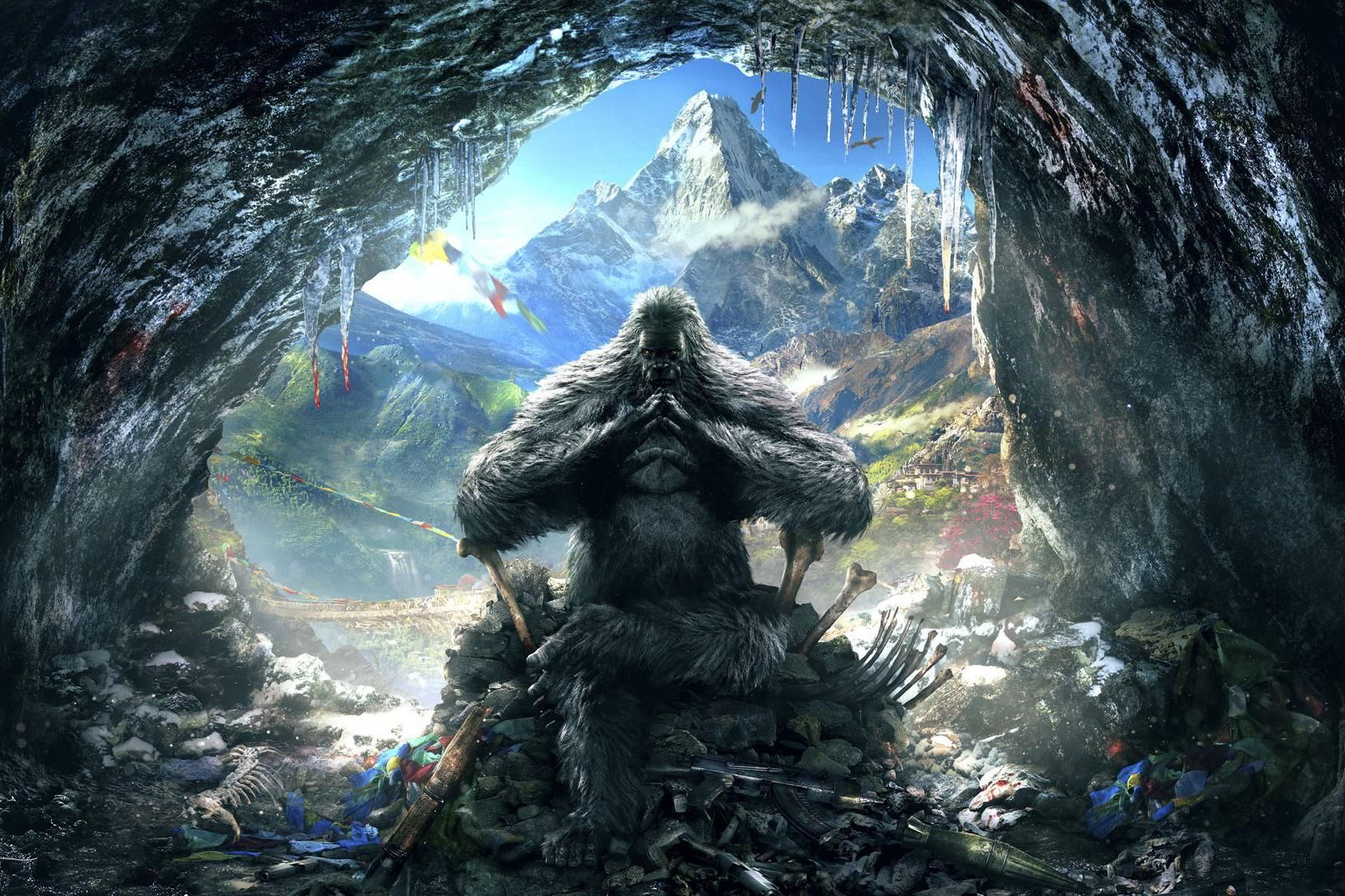 Survive Far Cry 4 S Valley Of The Yetis On March 10 Far Cry 4