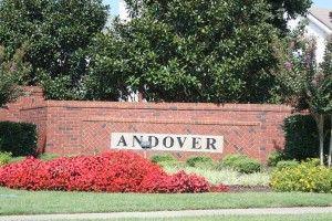 Andover Subdivision