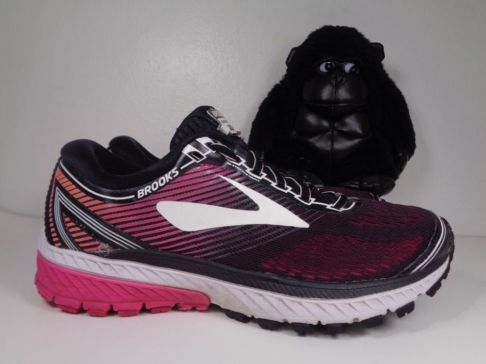 e299ec0d90f Women Brooks Ghost 10 Running Cross Training shoes size 7.5 US Narrow 2A   Brooks  CrossTrainingShoes