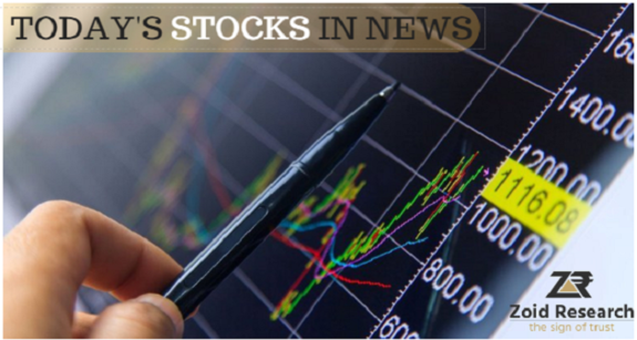 Top Stocks Are In News In Stock Market Get Free Trial On Equity