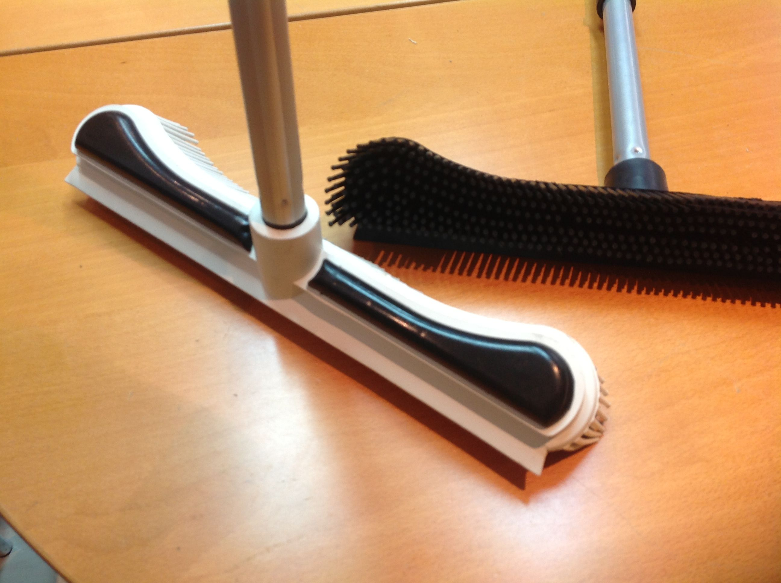 New Design Rubber Broom Tools Cleaning